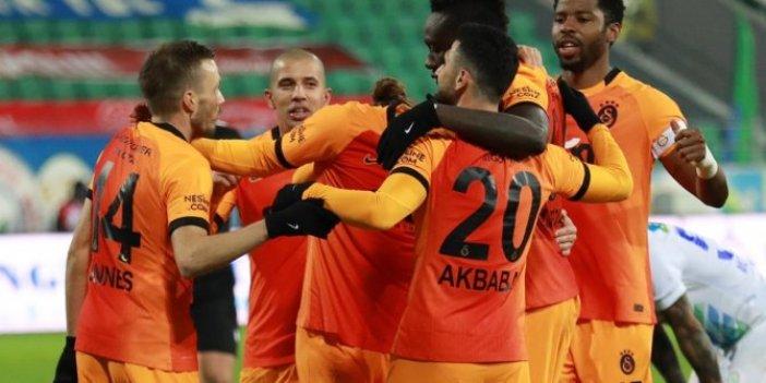 Galatasaray, Atakaş Hatayspor sınavında. İşte muhtemel 11'ler