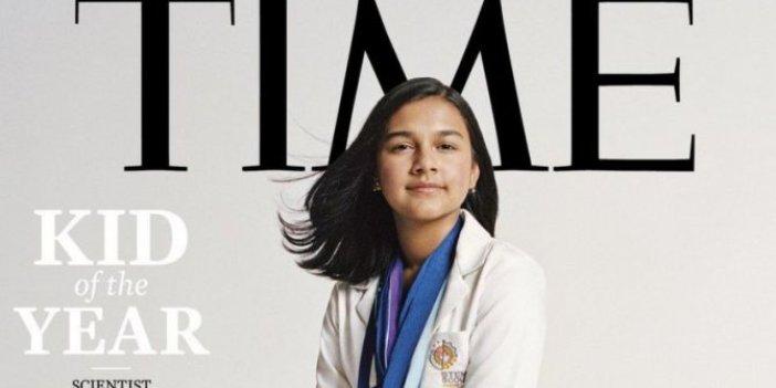 15 yaşındaki mucit yılın çocuğu seçildi, Times'dan bir ilk