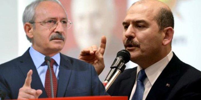 Süleyman Soylu'dan Kılıçdaroğlu'na dinleme yanıtı