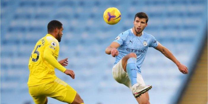 Manchester City, Fullham'ı eli boş gönderdi