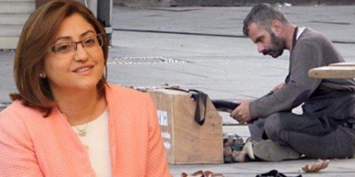 Fatma Şahin'in yasaktan habersiz müşteri bekleyen ayakkabı boyacısıyla ilgili sözleri tepki topladı