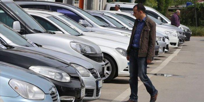 İkinci el online oto pazarında satılık araç sayısı artarken, alıcı sayısı azaldı