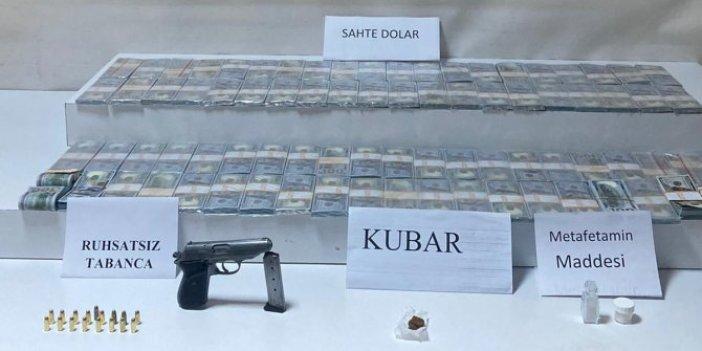 Beyoğlu'nda sahte para operasyonu