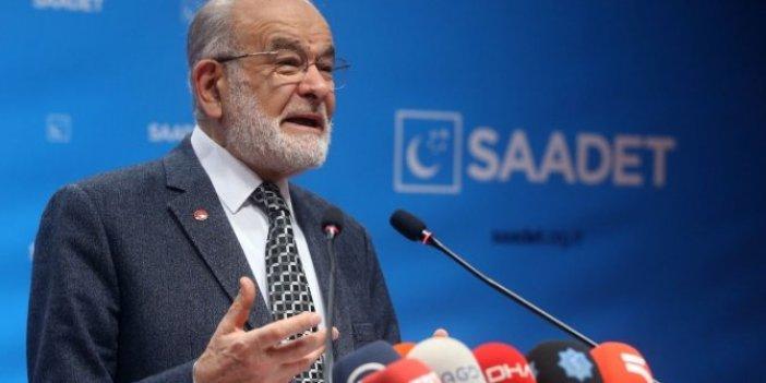 Saadet Partisi lideri Karamollaoğlu: Telefonlarımız ve bulunduğumuz mekanlar dinleniyor