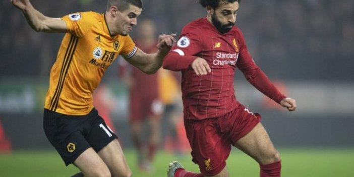 Liverpool galibiyette fark attı