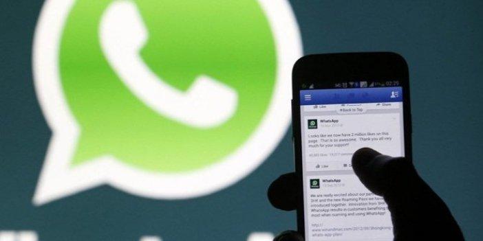 Whatsapp'ta yeni dönem başlıyor. Flaş güncelleme kararı, 2021'de devreye girecek