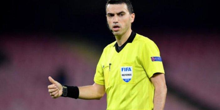 PSG - Başakşehir maçını Ovidiu Hategan yönetecek