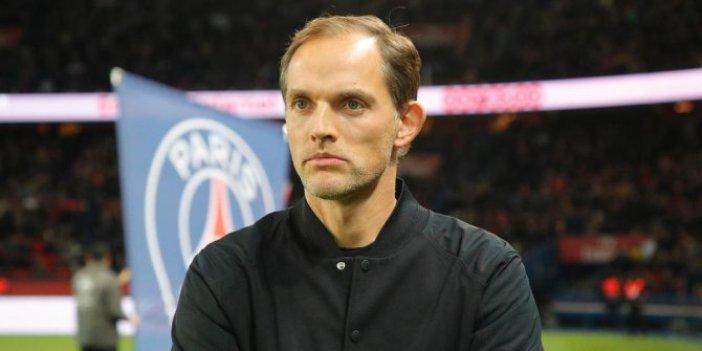 PSG teknik direktörü Thomas Tuchel'dan İrfan Can itirafı