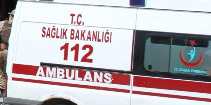 Malatya'da askeri araç devrildi: 5 yaralı