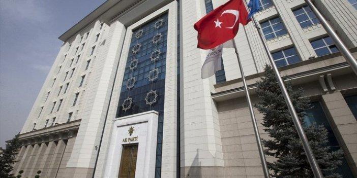 Kulisleri ayağa kaldıracak AKP iddiası