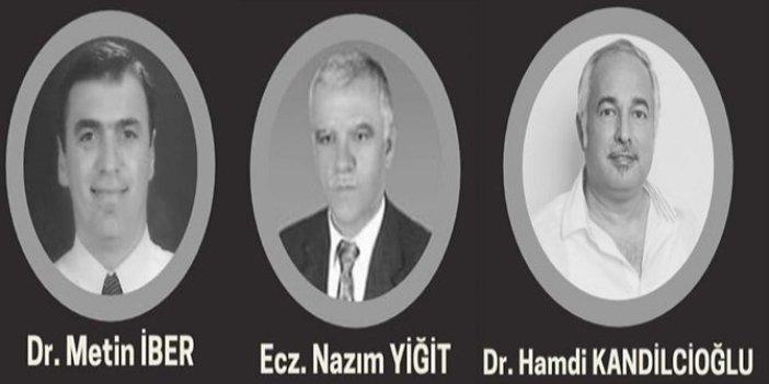 İki uzman doktor ve bir eczacı korona nedeniyle hayatını kaybetti