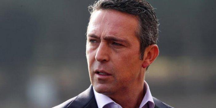 Fenerbahçe Başkanı Ali Koç'tan çok sert açıklamalar