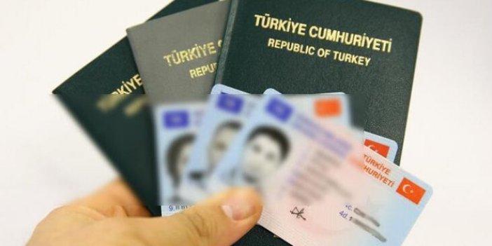 Kimlik kartı, sürücü belgesi ve pasaport harç bedellerine ilişkin açıklama