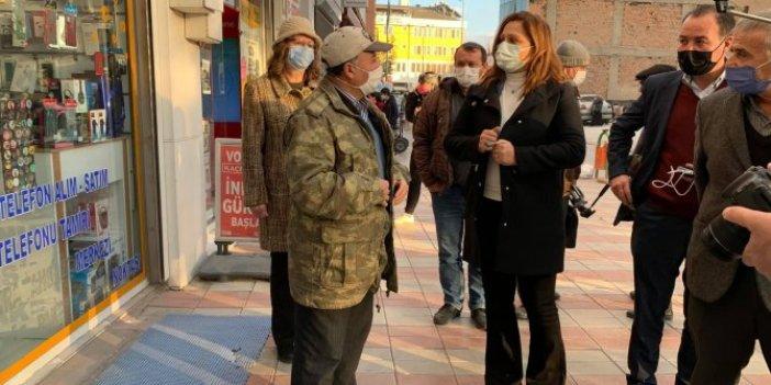 CHP Afyonkarahisar Milletvekili Burcu Köksal, Türkiye'de gerçeği ortaya koydu: İşte salgın döneminde öksüz kalan esnafın hali
