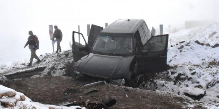 Sivassporlu yönetici kaza yaptı