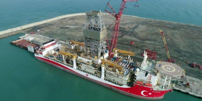 'Kanuni' Karadeniz'de ilk göreve hazır