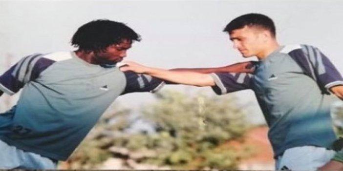 Denizlispor'un eski golcüsü Coulibaly'den kendisiyle ilgili yapılan 'ırkçılığa hayır' paylaşımına olay cevap
