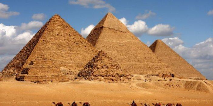 Bilim insanlarının piramitlerle ilgili yeni teorileri şok etti. Elon Musk bile inanamadı