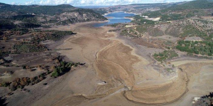 Çanakkale'de Atikhisar Barajı alarm verdi, su kullanımına bazı yasaklar getirildi
