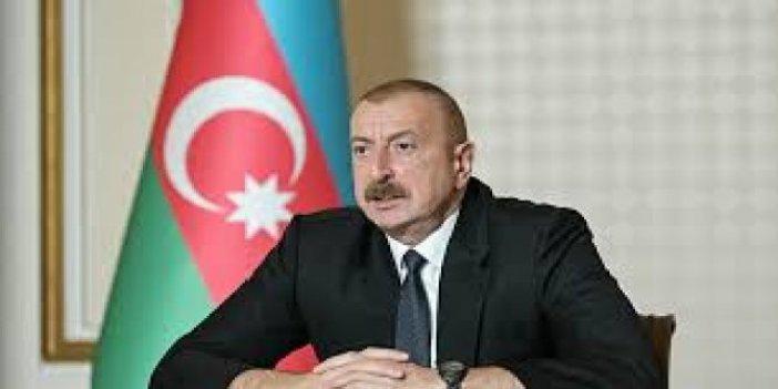 İlham Aliyev: Karabağ'ın tekrar imarı için Türk şirketlerle anlaştık