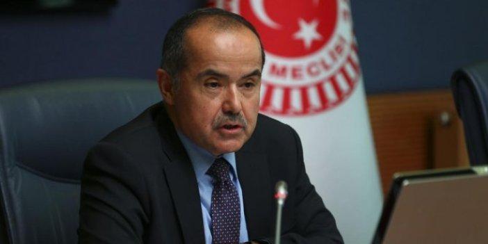 """AKP'li vekil Meclis'te """"Şeriat hukukumuzdur"""" dedi ortalık karıştı. Tartışma tutanaklara yansıdı"""