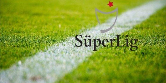 Süper Lig'de 12.hafta heyecanı başlıyor. İşte haftanın programı ve hakemleri
