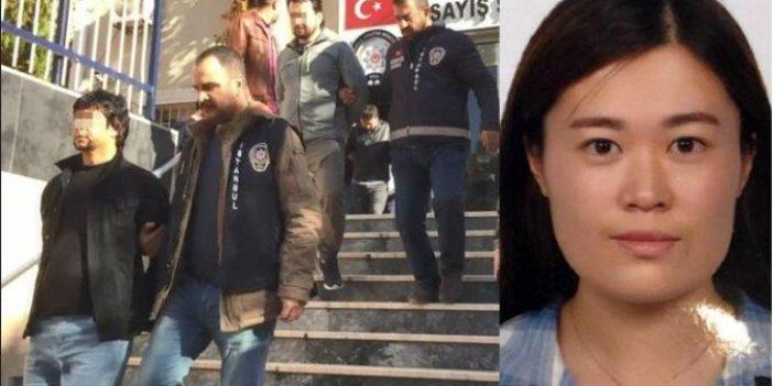 Çinli Lisha Yu vahşice öldürülmüştü. Mahkemede şoke eden sözler: Duyunca yanımdan kovdum