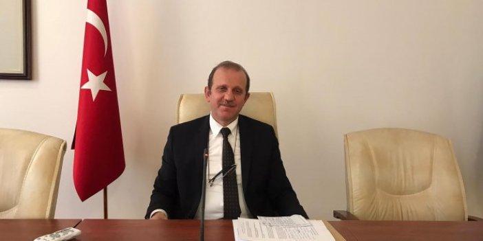 Karadeniz Teknik Üniversitesi Rektörü Prof. Dr. Çuvalcı, korona virüse yakalandı