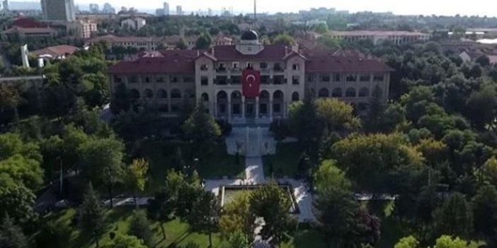 Ankara Hacı Bayram Veli Üniversitesi kişiye özel kadroda çığır açtı, YÖK'ün uyarısını dinleyen yok