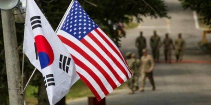 ABD, 12 askeri bölgeyi Güney Kore'ye iade etti