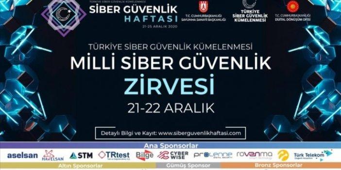 Siber Güvenlik Haftası 21-25 Aralık'ta gerçekleştirilecek