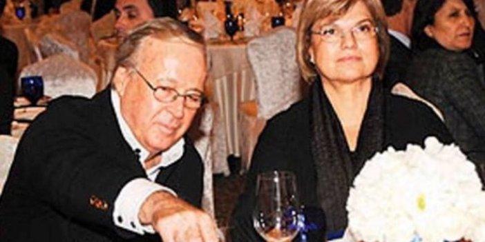 Tansu Çiller'in eşi Özer Çiller yoğun bakımdan çıktı