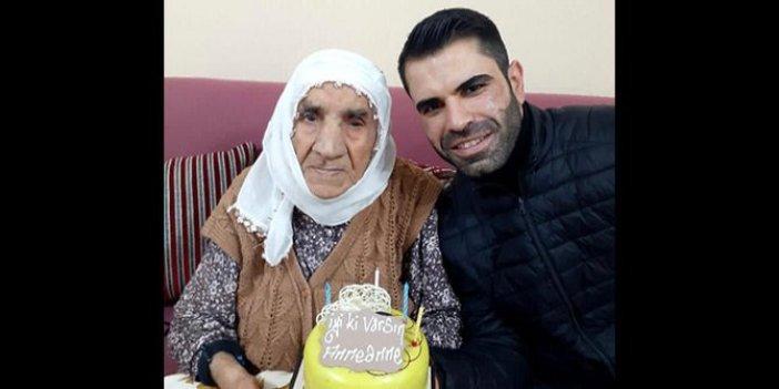 94 yaşındaki Zekiye nine koronayı yendi