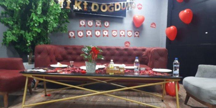 Korona virüs hasta sayılarının pik yaptığı Adana'da doğum günü partisine baskın