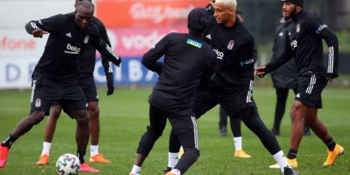 Beşiktaş'ın Alanyaspor maçı kadrosu belli oldu. Töre ve Ljajic kafilede yer aldı mı
