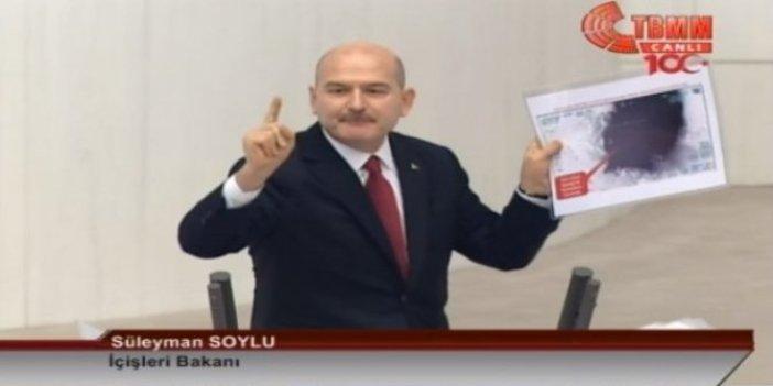 İçişleri Bakanı Süleyman Soylu operasyon anını anlattı, HDP Meclis'te eyleme başladı
