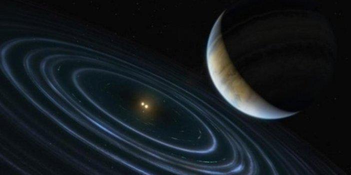 336 ışık yılı uzaklıkta uzayda keşfedildi. Bir turu 15 bin yıl sürüyor