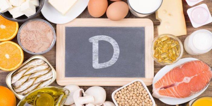 D vitamini eksikliği olanlar dikkat! Kireçlenmeye ve kemik zayıflığına sebep oluyor