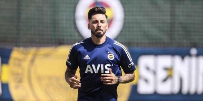 Fenerbahçe'de Erol Bulut'tan flaş Sosa kararı