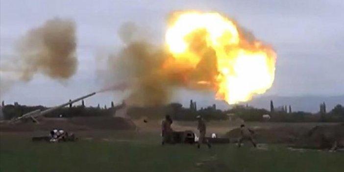 Flaş... Flaş... Ermenistan güçleri Dağlık Karabağ'da ateşkesi ihlal etti Aliyev'den ilk açıklama geldi