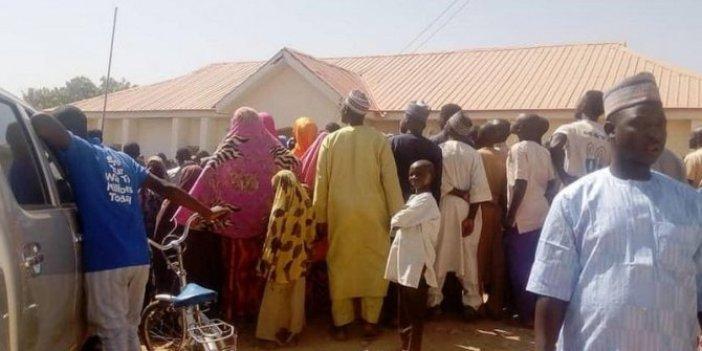 Nijerya'da ortaokula silahlı saldırı, yüzlerce öğrenci kayıp