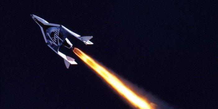 Uzaya diye yola çıktı, en fazla 15 bin metre gidebildi
