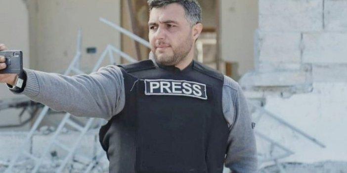 TRT muhabiri Suriye'de öldürüldü