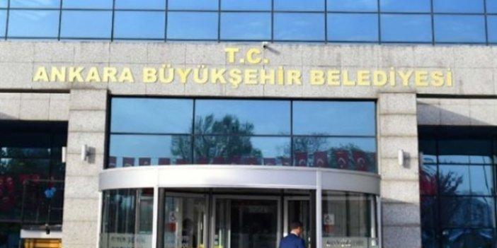 İşte Ankara Büyükşehir Belediyesi'nin korona virüs bilançosu. Acı tablo sosyal medyadan duyuruldu