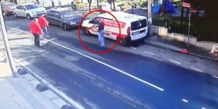 Önce buzdolabı tamirine çağırdı, sonra tüfekle kovaladı, Bayrampaşa'daki olayda çalışanlar canlarını zor kurtardı