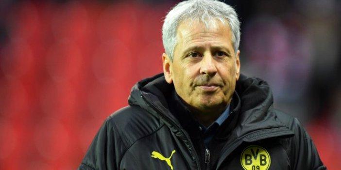 Borussia Dortmund, teknik direktör Lucien Favre ile yollarını ayırdı