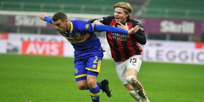 Milan'dan son dakika golü