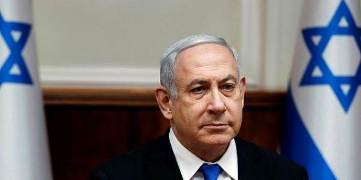 İsrail'in anlaştığını Netanyahu açıkladı