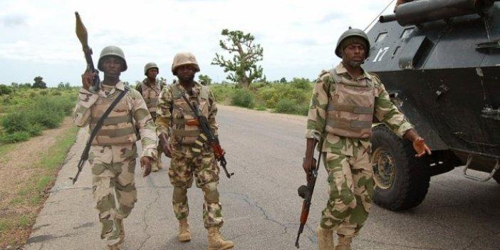 Nijerya'da terör örgütüne ağır darbe