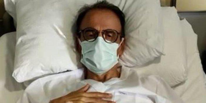 Mide kanaması geçiren Mehmet Ceyhan'ın sağlık durumuyla ilgili yeni gelişme